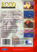 Ecco: The Tides of Time Genesis Back Cover