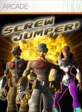 Screwjumper! Xbox 360 Front Cover