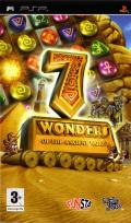 7 Wonders of the Ancient World PSP Front Cover