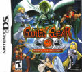 Guilty Gear: Dust Strikers Nintendo DS Front Cover