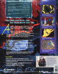 Manhunter 2: San Francisco DOS Back Cover