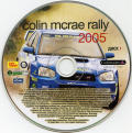 Colin McRae Rally 2005 Windows Media Disc 1/3