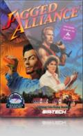 Jagged Alliance Windows Front Cover