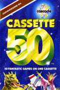 Cassette 50 Commodore 64 Front Cover