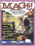 MAG!!! Amiga Front Cover