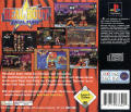 Real Bout Fatal Fury PlayStation Back Cover
