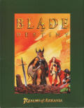 Realms of Arkania: Blade of Destiny Amiga Other Box - Front