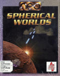 Spherical Worlds Amiga Front Cover