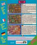 SimCity Graphics Set 1: Ancient Cities Amiga Back Cover