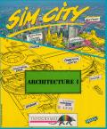 SimCity Graphics Set 2: Future Cities Amiga Front Cover