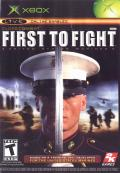 Close Combat: First to Fight Xbox Front Cover