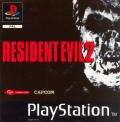 Resident Evil 2 PlayStation Front Cover