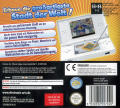 SimCity DS Nintendo DS Back Cover