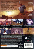 Blue Dragon Xbox 360 Back Cover