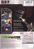 Run Like Hell Xbox Back Cover