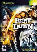 Beat Down: Fists of Vengeance Xbox Front Cover
