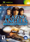 Blazing Angels: Squadrons of WWII Xbox Front Cover