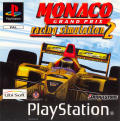 Monaco Grand Prix Racing Simulation 2 PlayStation Front Cover