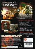 Gears of War 2 (Limited Edition) Xbox 360 Back Cover