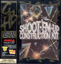 Shoot 'em up Construction Kit  Amiga Front Cover