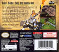 Dungeon Explorer: Warriors of Ancient Arts Nintendo DS Back Cover