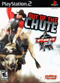 PBR: Out of the Chute PlayStation 2 Front Cover