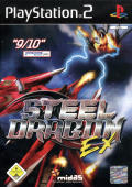 Steel Dragon EX PlayStation 2 Front Cover