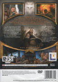 Gladius PlayStation 2 Back Cover