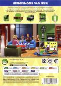 The Sims 2: IKEA Home Stuff Windows Back Cover