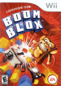 Boom Blox Wii Front Cover