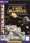 Star Wars: X-Wing Alliance Windows Front Cover