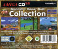Grandslam Gamer Gold Collection Amiga CD32 Back Cover