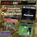 Grandslam Gamer Gold Collection Amiga CD32 Front Cover