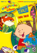 Playhouse Disney's: Stanley Tiger Tales Macintosh Front Cover