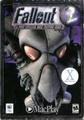 Fallout 2 Macintosh Front Cover