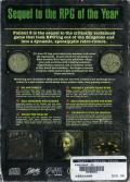 Fallout 2 Macintosh Back Cover