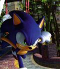 Sonic Unleashed PlayStation 3 Inside Cover Right