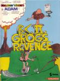 B.C. II: Grog's Revenge ColecoVision Front Cover
