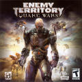 Enemy Territory: Quake Wars Windows Other Jewel Case - Front