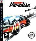 Burnout Paradise PlayStation 3 Front Cover