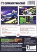 Arena Football Xbox Back Cover
