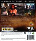 Heavenly Sword PlayStation 3 Back Cover