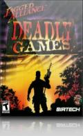 Jagged Alliance: Deadly Games Windows Front Cover