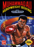 Muhammad Ali Heavyweight Boxing Genesis Front Cover