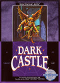 Dark Castle Genesis Front Cover