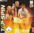 Top Spin Windows Front Cover