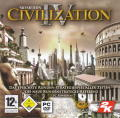 Sid Meier's Civilization IV Windows Other Jewel Case - Front