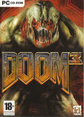 DOOM³ Windows Other Keep Case - Front