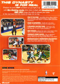 NBA 2K2 Xbox Back Cover