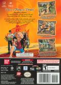 One Piece: Grand Battle GameCube Back Cover